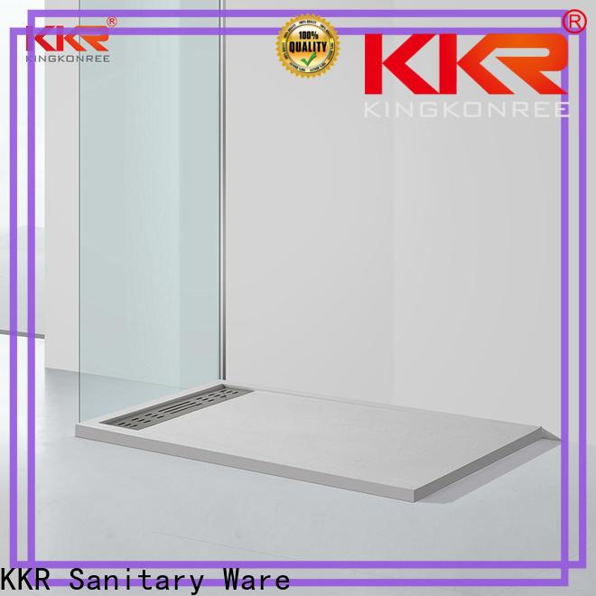 KingKonree narrow shower tray manufacturer for bathroom