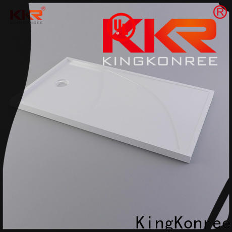 white small shower tray supplier for hotel