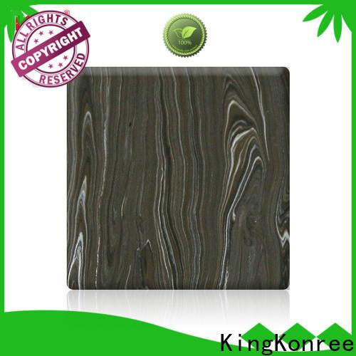 popular solid surface sheets for sale manufacturer for hotel