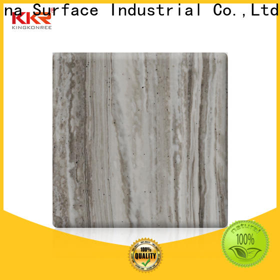 quality acrylic solid surface sheet directly sale for room