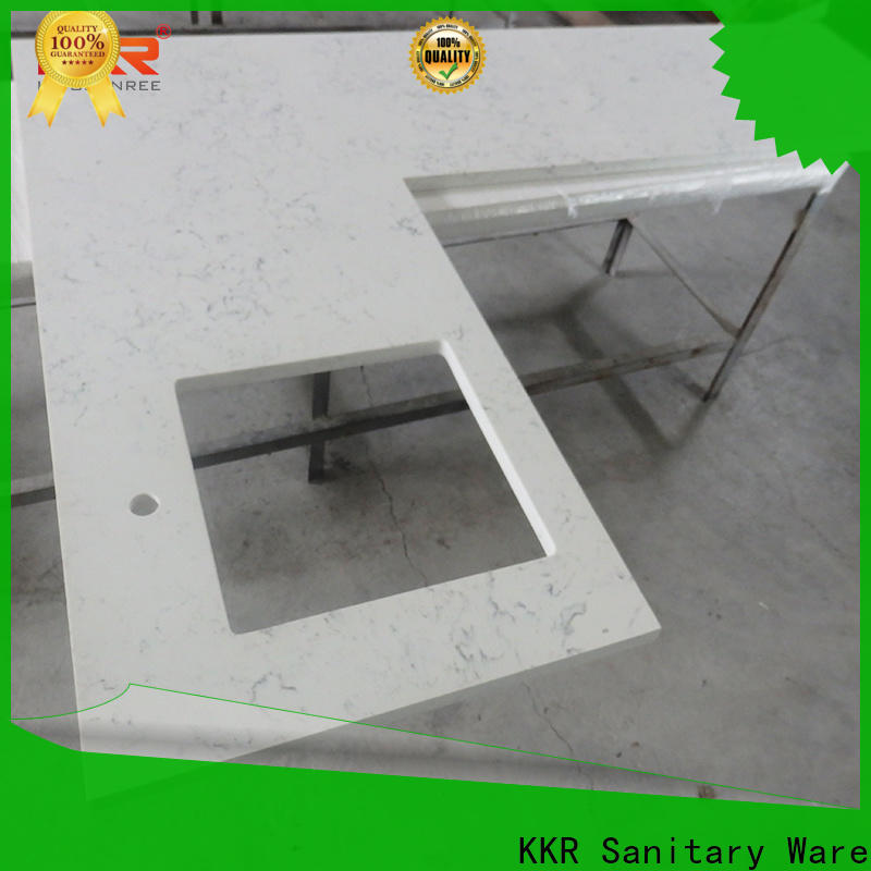 KingKonree acrylic solid surface worktops high-qualtiy for restaurant
