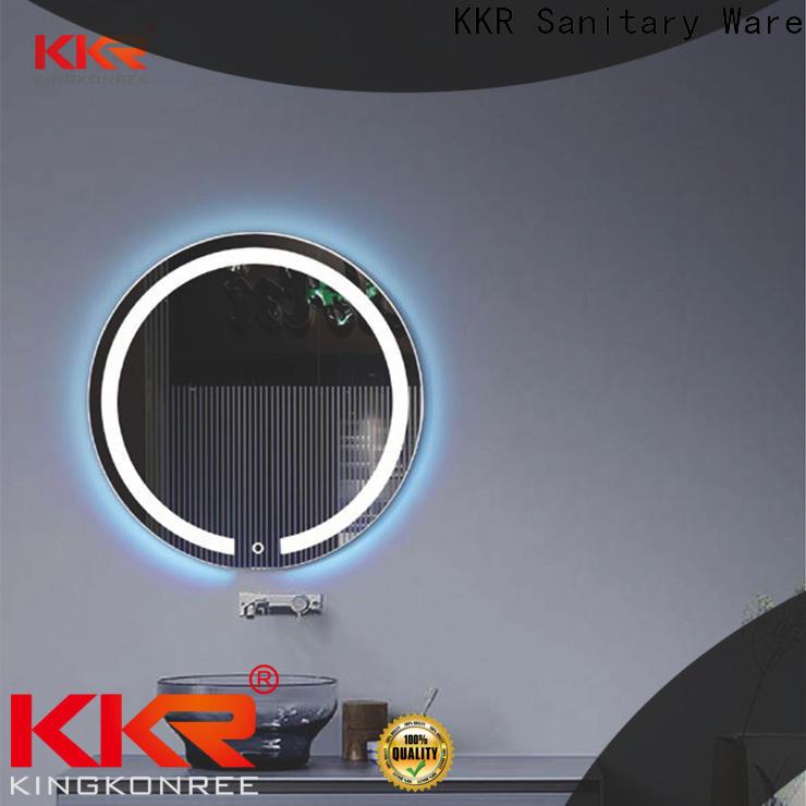 KingKonree modern bathroom mirrors supplier for bathroom