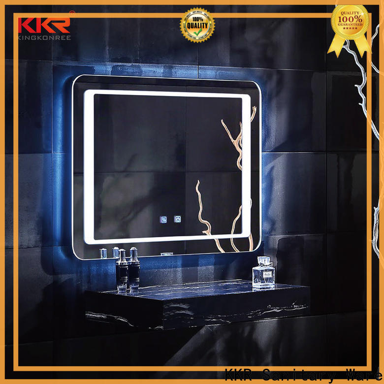 solid modern mirror manufacturer for home