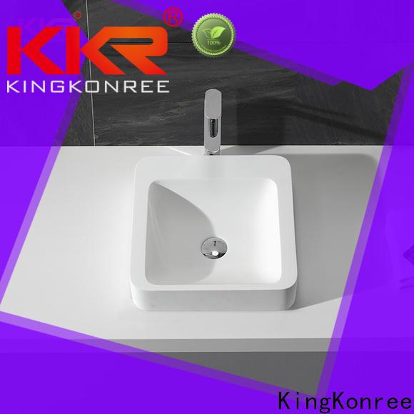 KingKonree kkr1315 vanity wash basin customized for room