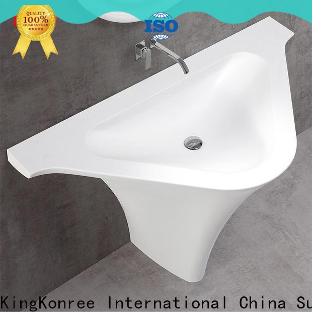 KingKonree bathroom sanitary ware personalized for hotel