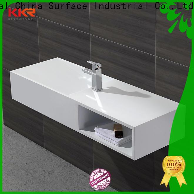 luxury stone vanity supplier for shower room