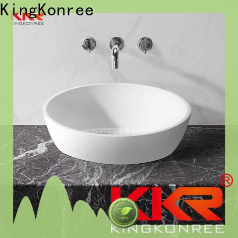 KingKonree wash sanitary ware manufactures factory price for hotel