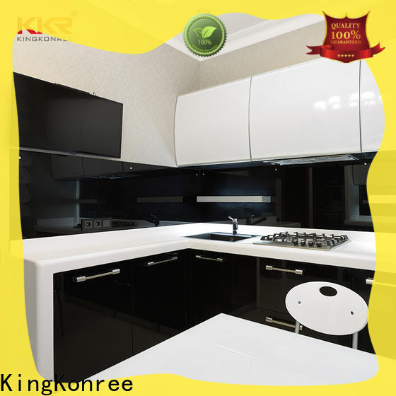 stone solid surface worktops factory price for hotel