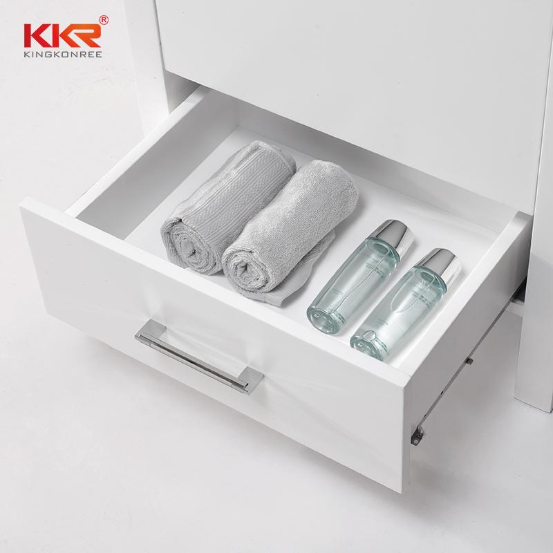 Small Size Bathroom Vanity With Storage KKR-705CF