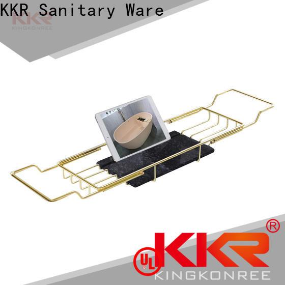 KingKonree retractable shower rack wholesale for beauty salons