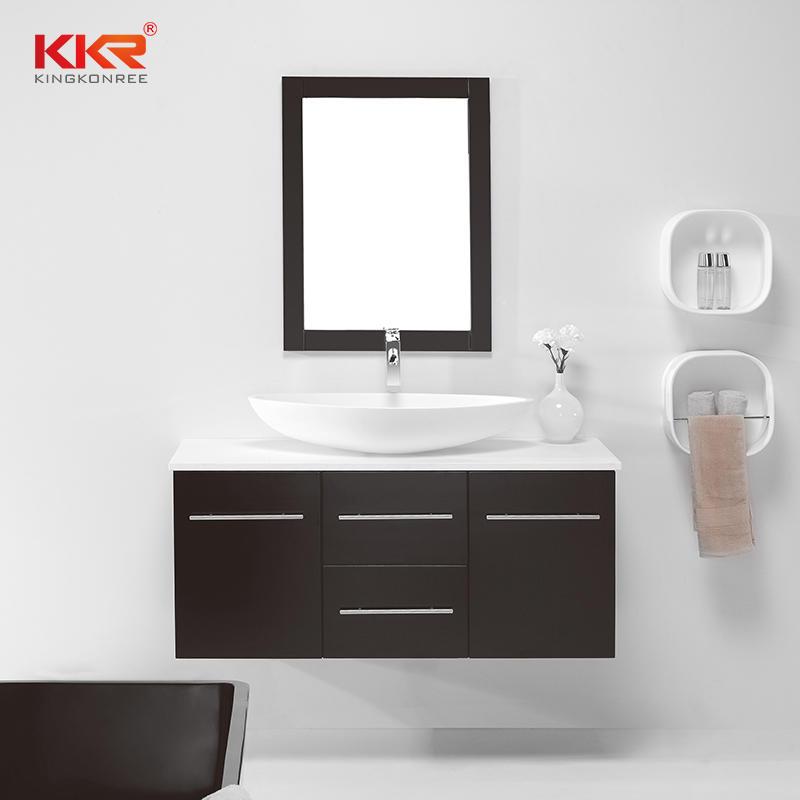 New Arrival Modern Vanity Bathroom Cabinet KKR-709CH