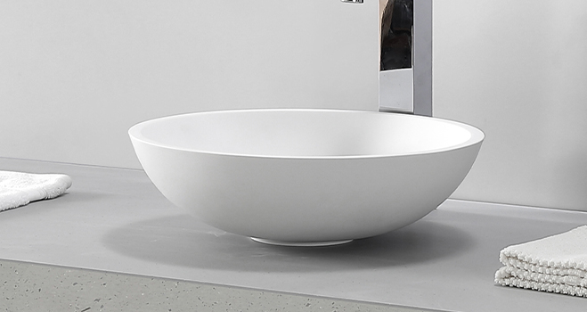 durable above counter vanity basin cheap sample for restaurant-6