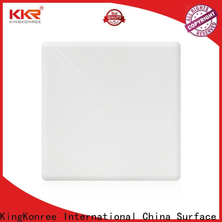 KingKonree newly acrylic solid surface design for home