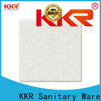 KingKonree solid surface countertops cost supplier for hotel