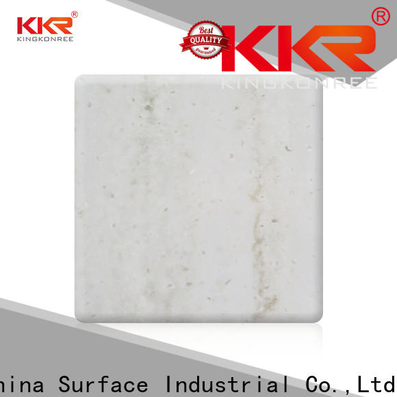 newly acrylic solid surface sheet supplier for room