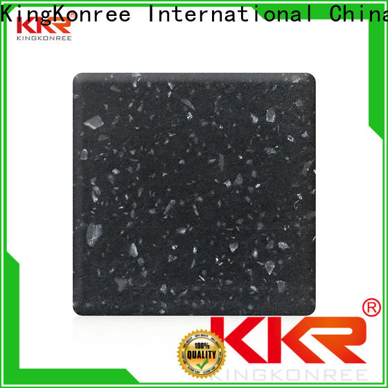 green acrylic solid surface supplier for home