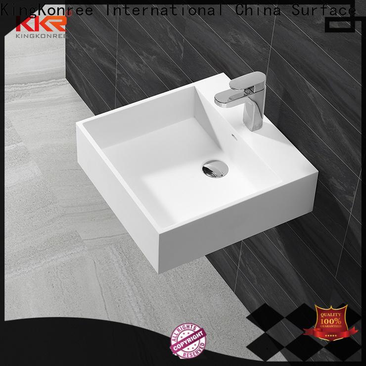 unique black wall hung sink manufacturer for toilet