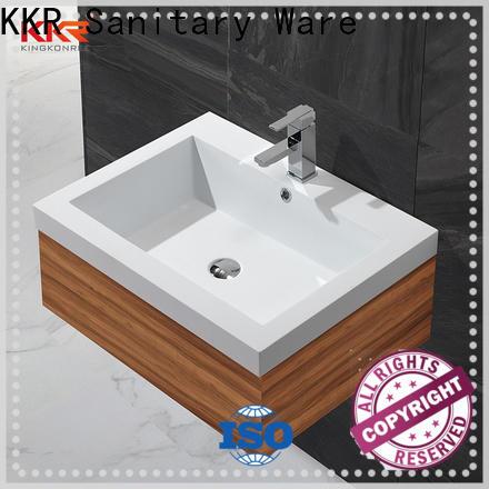 KingKonree under basin cabinet design for hotel