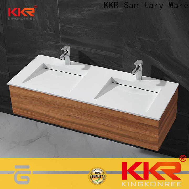 KingKonree dining basin cabinet design for hotel