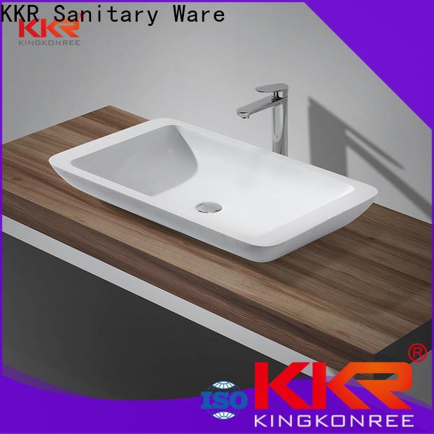KingKonree kkr1505 above counter basins supplier for room