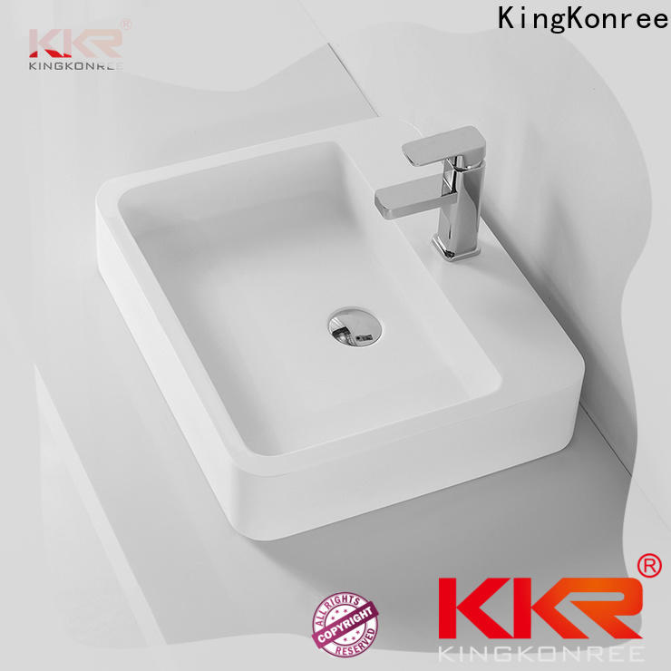 approved above counter vanity basin design for home