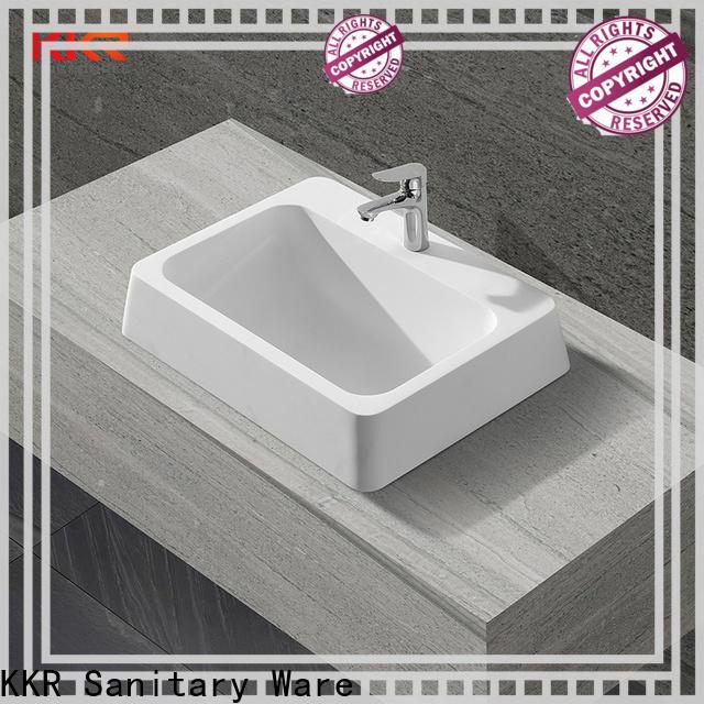 KingKonree elegant vanity wash basin manufacturer for room