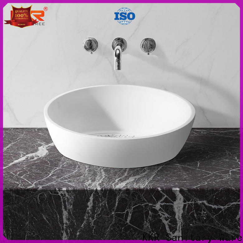 thermoforming table top wash basin at discount for restaurant
