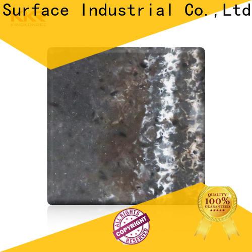 KingKonree acrylic solid surface design for home
