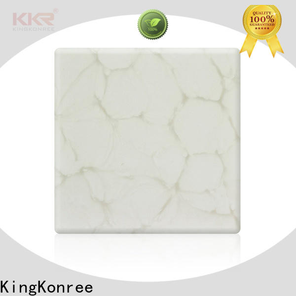 KingKonree practical wholesale acrylic sheets under-mount for motel