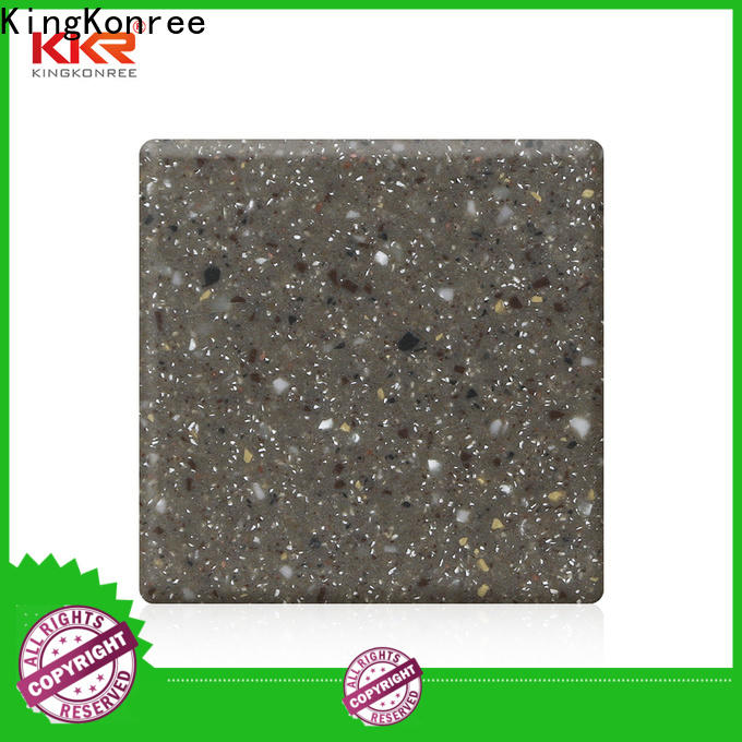 KingKonree solid surface countertops cost design for home