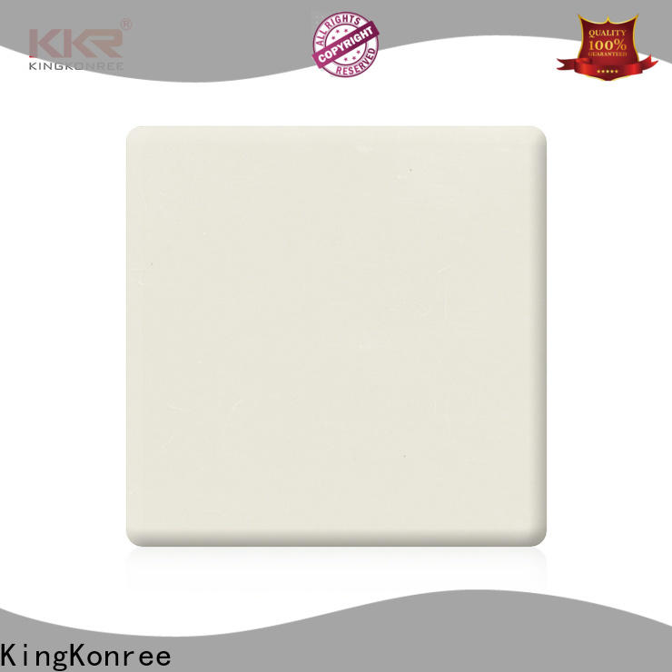 KingKonree small modified acrylic solid surface manufacturer for room