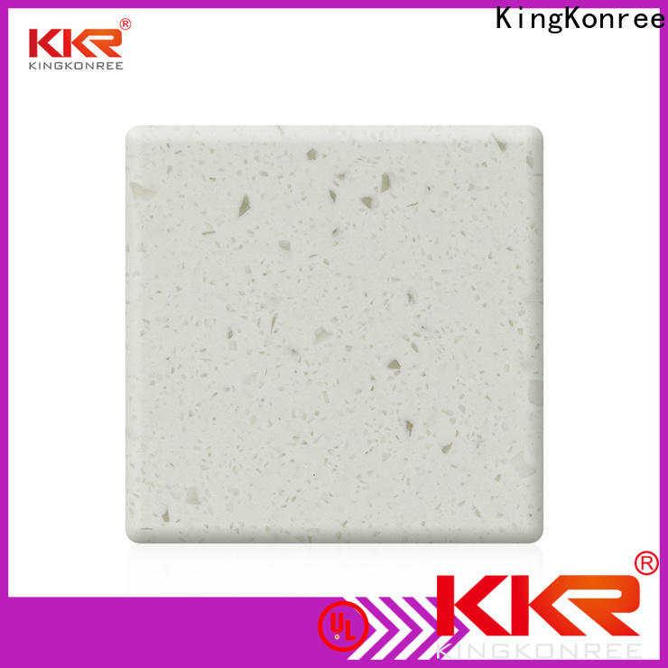 red types of solid surface countertops design for room