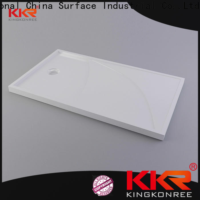 KingKonree rectangle 1500 x 800 shower tray on-sale for bathroom