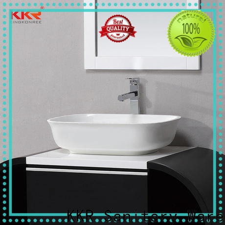 best quality bathroom countertops and sinks customized for home