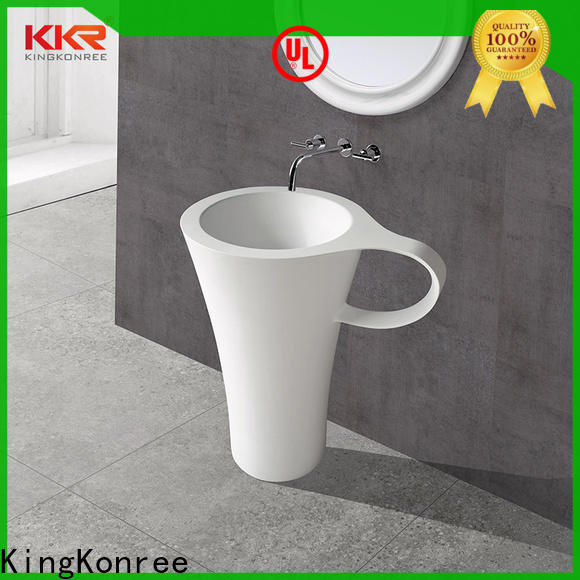 professional basin stands for bathrooms supplier for hotel