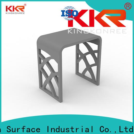 KingKonree perching stool for shower supplier for home