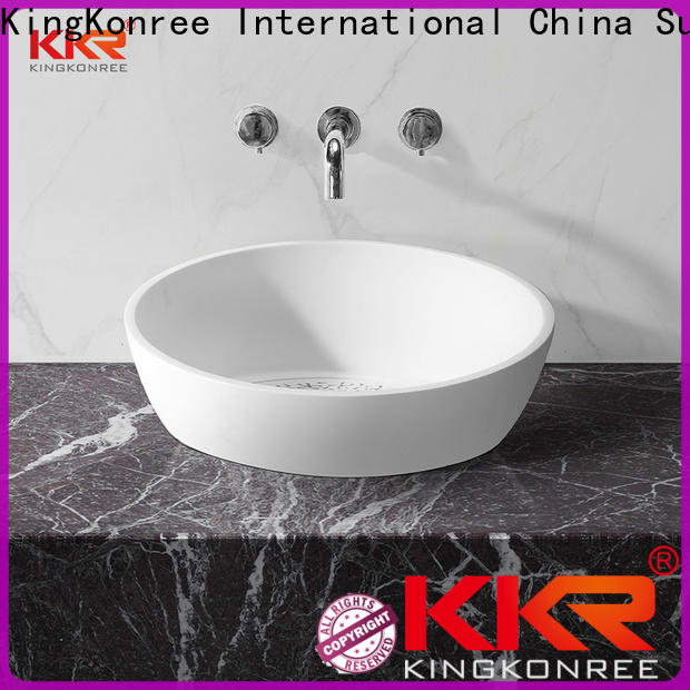 best quality table top wash basin supplier for restaurant