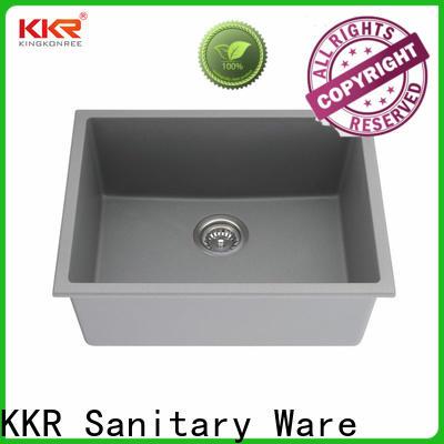 KingKonree kitchen 30 inch undermount sink customized for apartment
