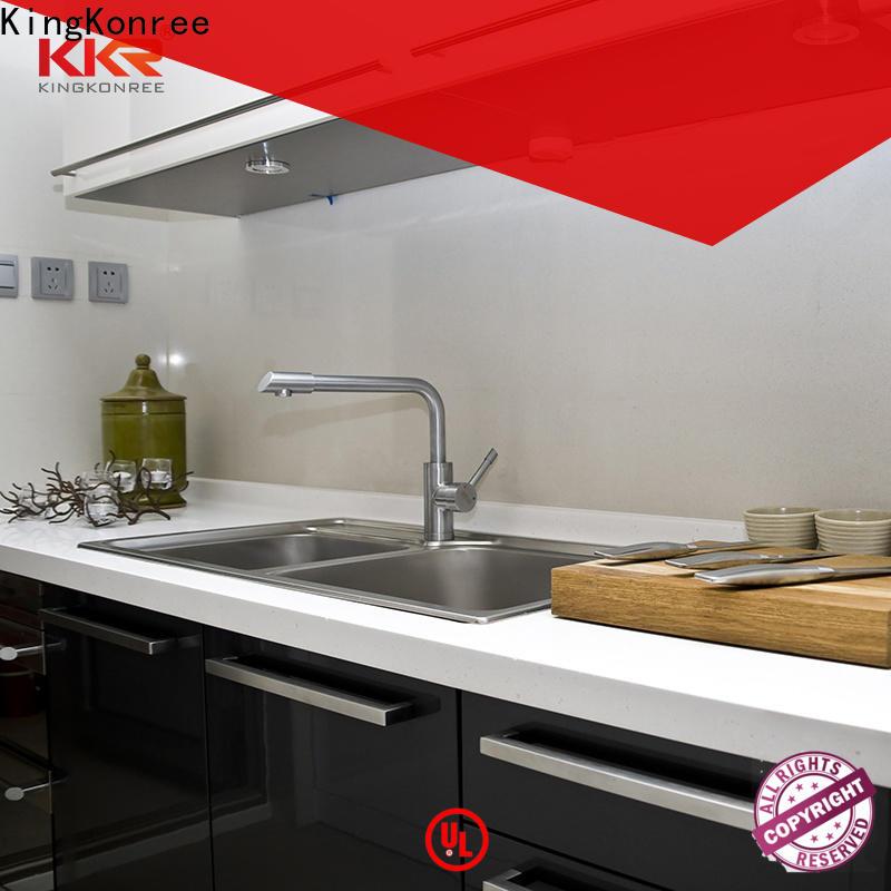 KingKonree kkr 60mm oak worktop factory price for kitchen