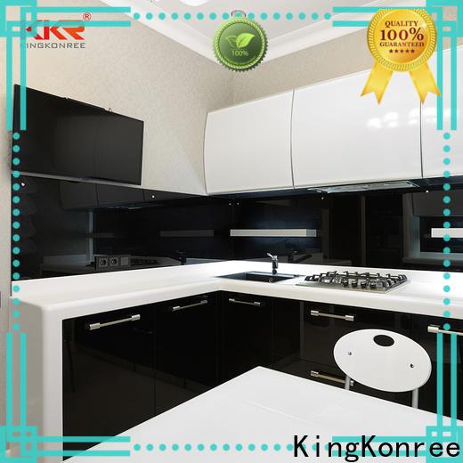 KingKonree quality acrylic worktops uk high-qualtiy for home