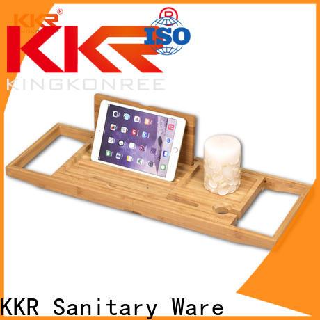 KingKonree golden pink bathroom accessories wholesale for hotel