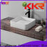 KingKonree vanity wash basin supplier for restaurant