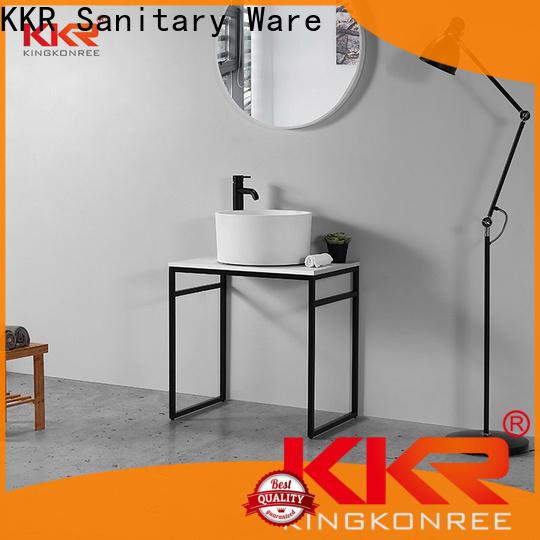 black above counter basins manufacturer for restaurant