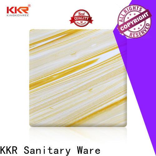 KingKonree wholesale acrylic sheets manufacturer for hotel
