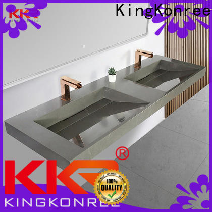 professional small wall hung basin sink for toilet
