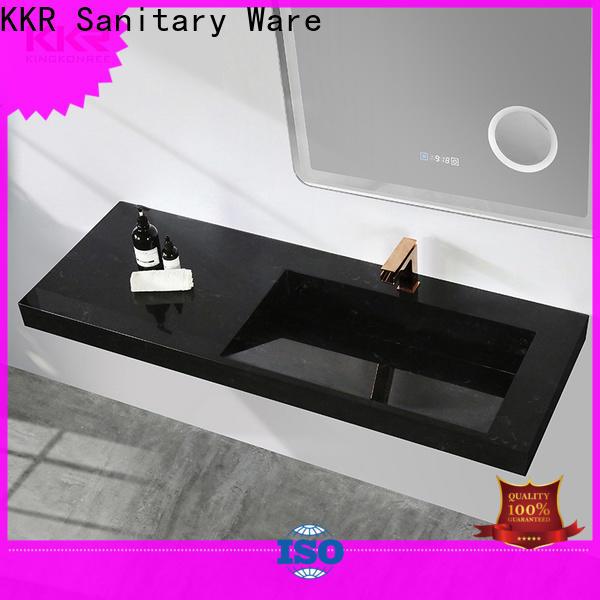 KingKonree vintage wall sink supplier for toilet
