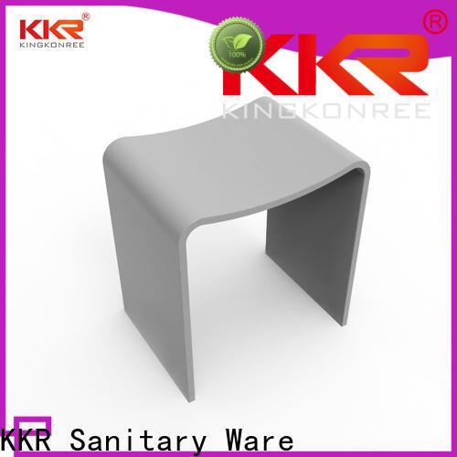 KingKonree foot stool for shower supplier for hotel