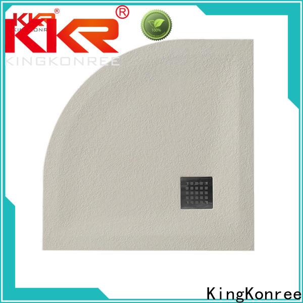KingKonree quarter 900 x 700 shower tray at -discount for hotel