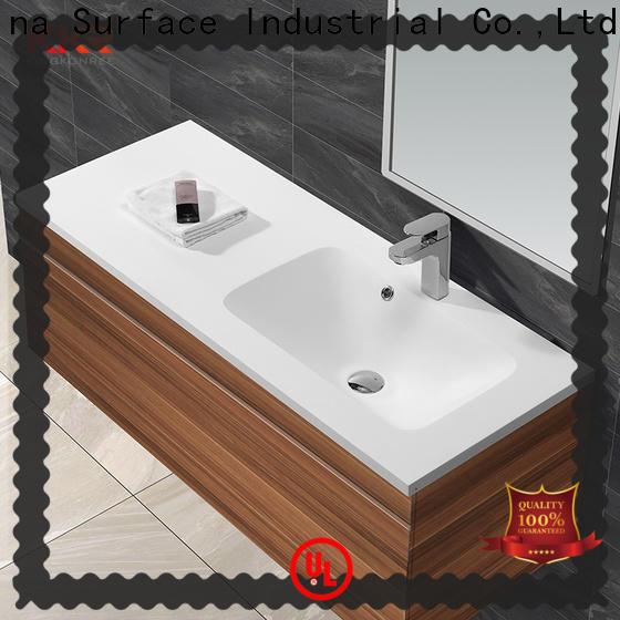 KingKonree sanitary ware bathroom basin cabinets builders warehouse sinks for bathroom