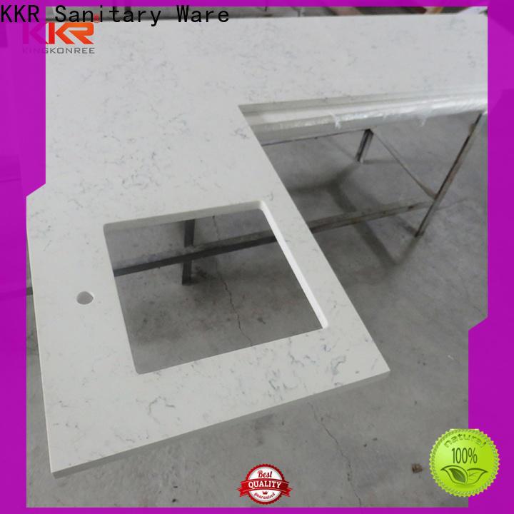 design staron worktop supplier for restaurant